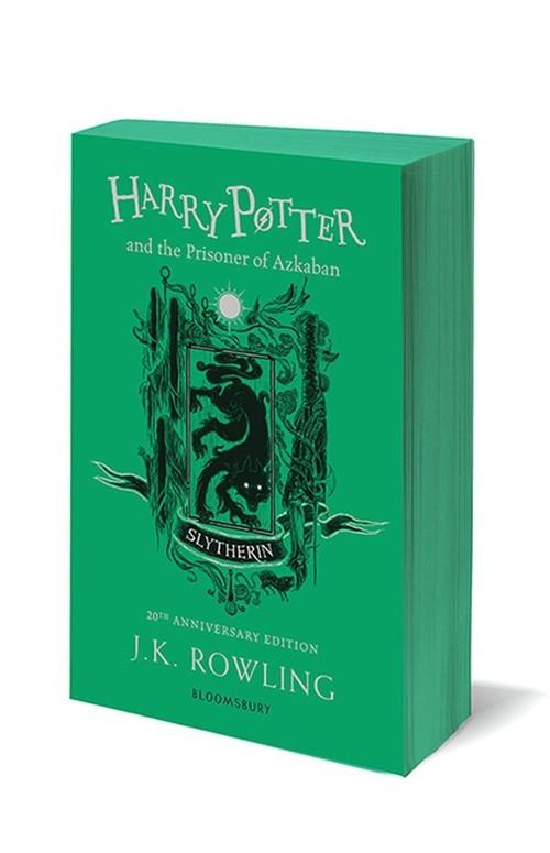 Harry Potter and the Prisoner of Azkaban Slytherin Edition
