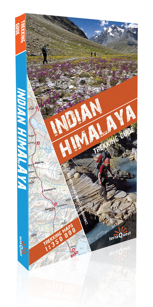 Himalaje indyjskie Indian Himalaya trekking! guide
