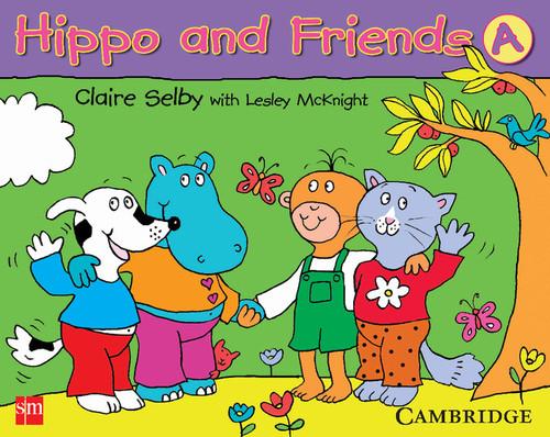 Język angielski. Hippo and Friends 1. Pupil's Book. Podręcznik - edukacja przedszkolna