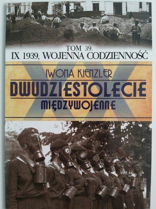 IX 1939 wojenna codzienność
