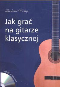 Jak grać na gitarze klasycznej