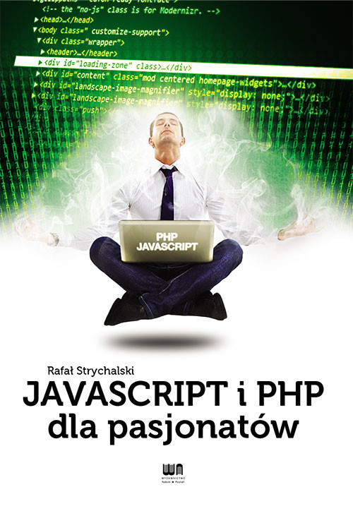 JavaScript i PHP dla pasjonatów