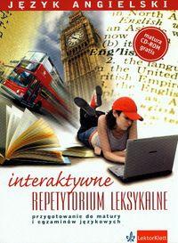 JĘZYK ANGIELSKI INTERAKTYWNE REPETYTORIUM LEKSYKALNE + CD