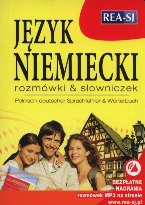 Język niemiecki Rozmówki i słowniczek