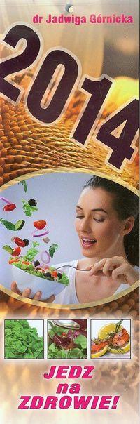 Kalendarz 2014 Jedz na zdrowie KP 3
