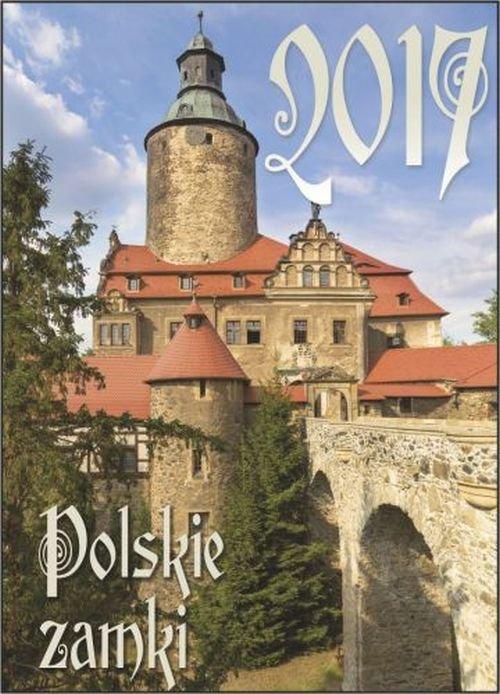 Kalendarz 2017 Polskie Zamki