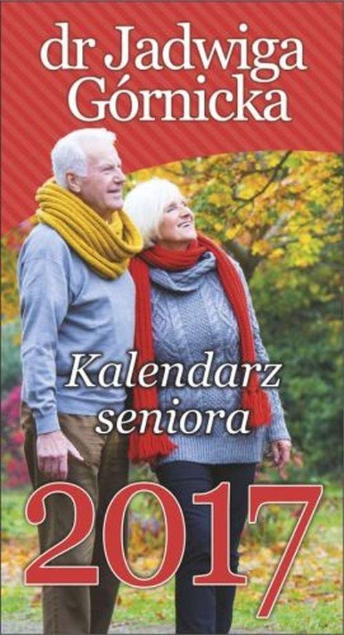 Kalendarz 2017 Seniora Dr Jadwiga Górnicka
