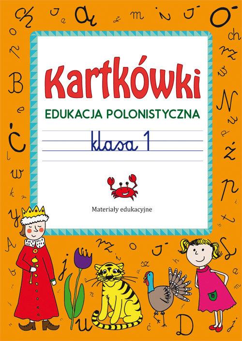 Kartkówki Edukacja polonistyczna Klasa 1