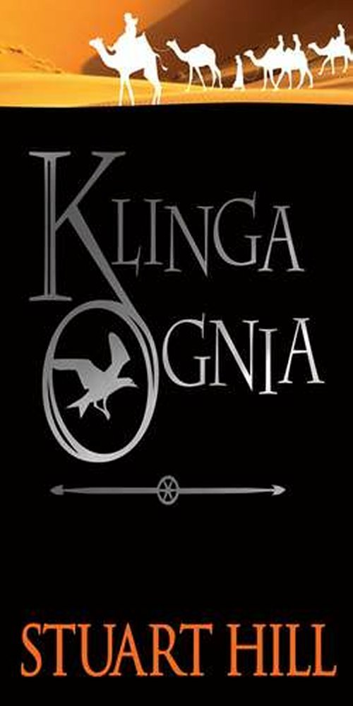 Klinga ognia Kroniki Icemarku Tom 2