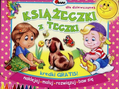 Książeczki z teczki dla dziewczynek