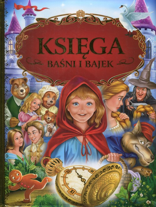 Księga baśni i bajek -