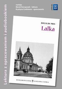 Lalka Lektura z opracowaniem + audiobook - Prus Bolesław