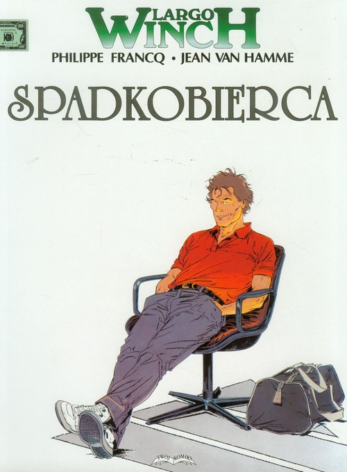 Largo Winch 1 Spadkobierca
