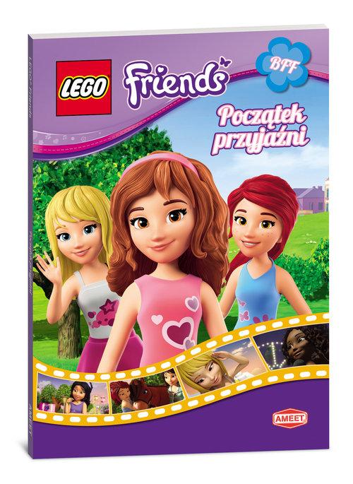 Lego Friends Początek przyjaźni