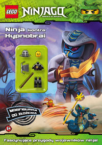 LEGO Ninjago Ninja kontra Hypnobrai