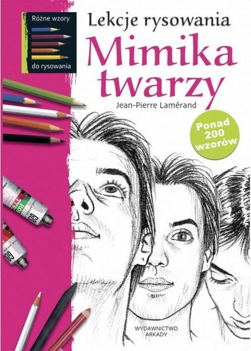 Lekcje rysowania Mimika twarzy