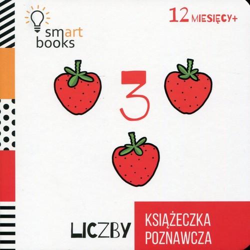 Książeczka poznawcza. Liczby (12 m+)