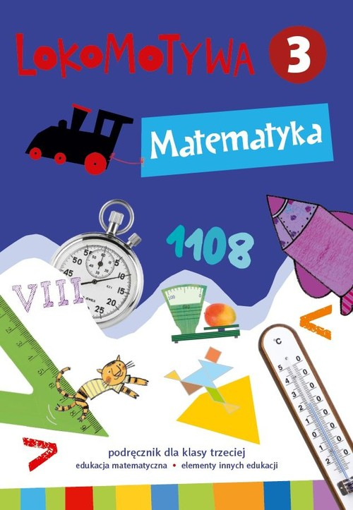Lokomotywa 3 Matematyka Podręcznik
