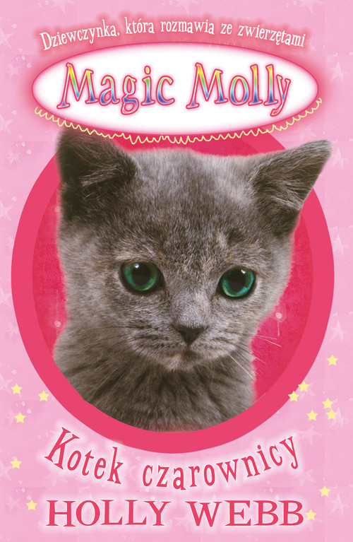Magic Molly Kotek czarownicy