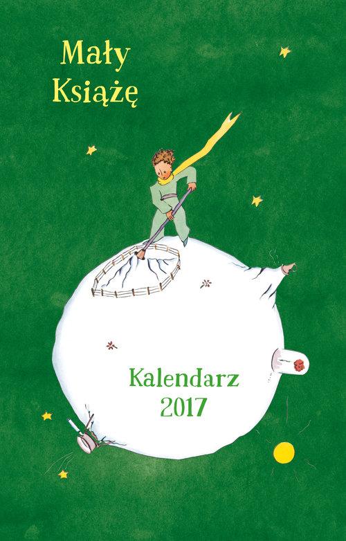 Mały Książę. Kalendarz 2017