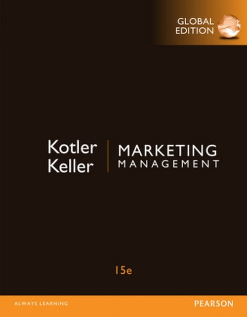 Marketing Management - Kotler Philip