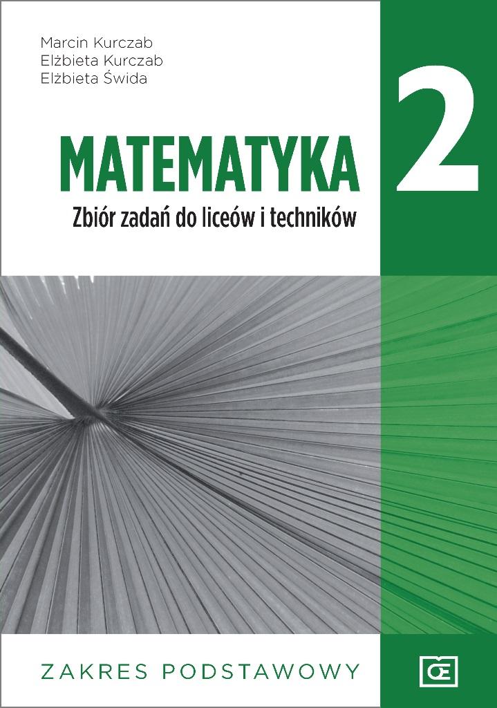 Matematyka 2. LO. Zbiór zadań. Zakres podstawowy. Pazdro 2020