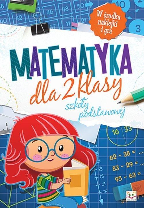 Matematyka dla 2 klasy szkoły podstawowej