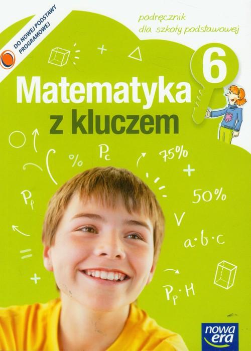 Matematyka z kluczem 6 Podręcznik