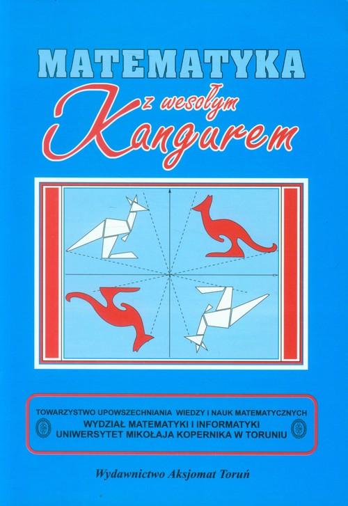 Matematyka z wesołym Kangurem niebieska