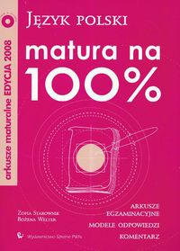 Matura na 100% Język polski z płytą CD