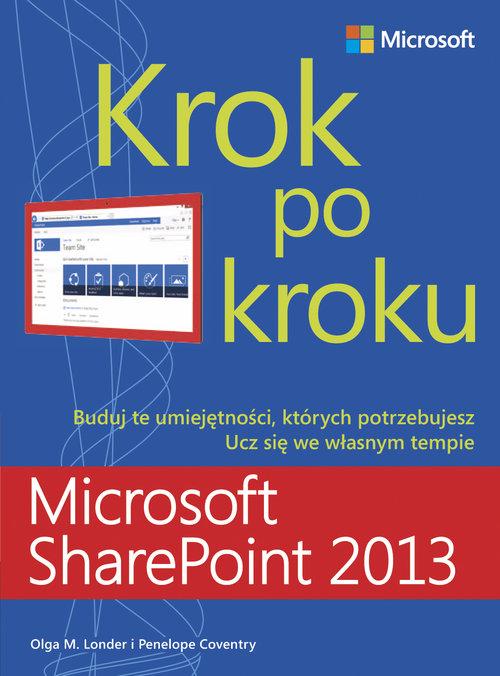 Microsoft SharePoint 2013 Krok po kroku