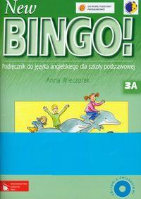 New Bingo! 3 Podręcznik Część A i B z płytą CD
