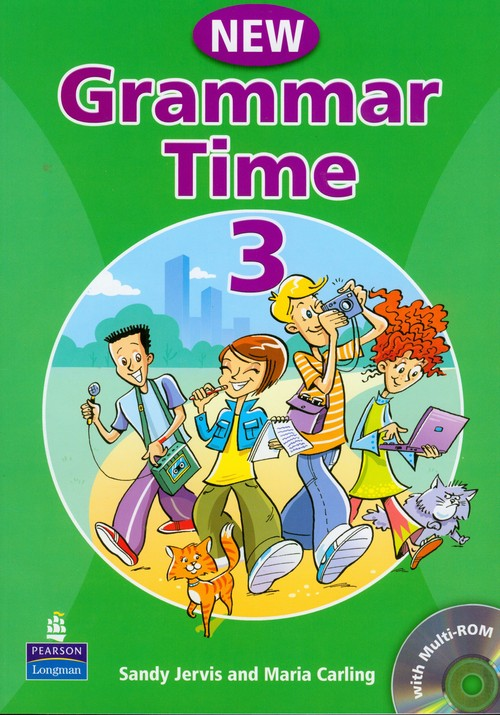 New Grammar Time 3 with CD