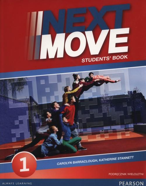 Język angielski. Next Move 1. Klasa 1-3. Podręcznik - gimnazjum