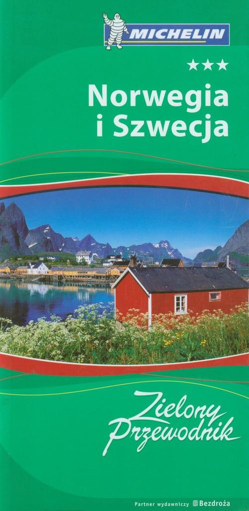 Norwegia i Szwecja Zielony Przewodnik