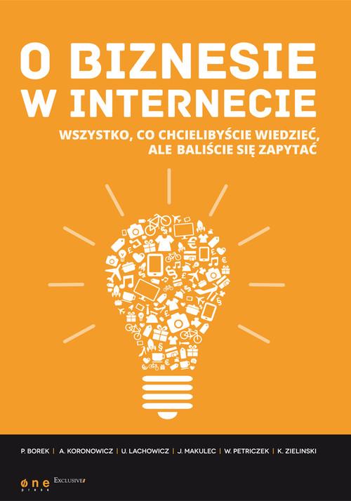 O biznesie w internecie