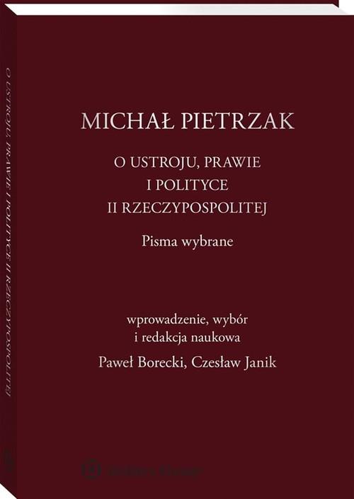 O ustroju, prawie i polityce II Rzeczypospolitej