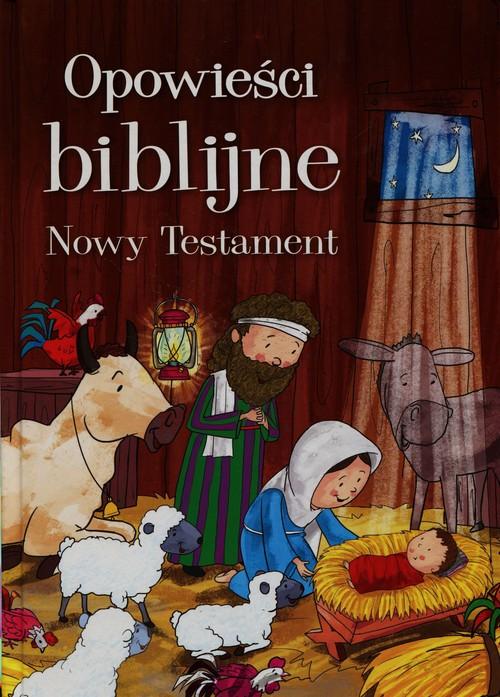 Opowieści biblijne Nowy Testament