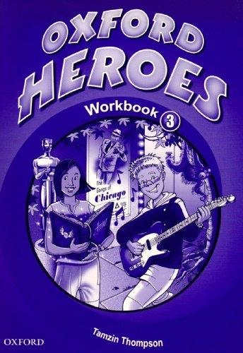 Oxford Heroes 3 SP Ćwiczenia. Język angielski