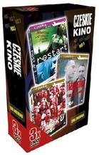 PAKIET DVD CZESKIE KINO RESTART/ NA ZŁAMANIE KARKU/ REGUŁY KŁAMSTWA TW