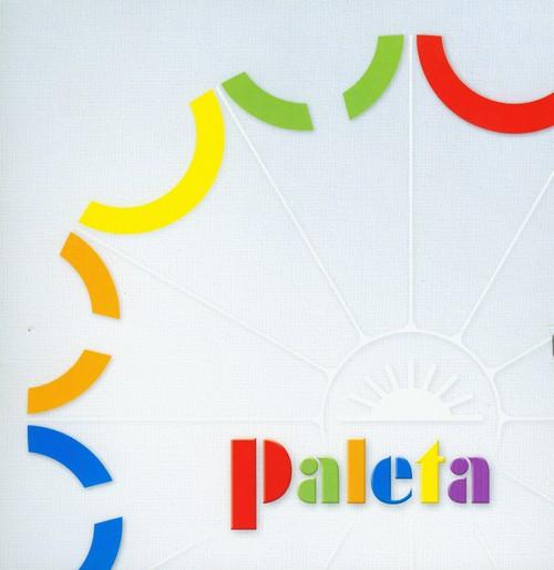 Paleta WP2 dla przedszkolaków Tarcze ćwiczeń