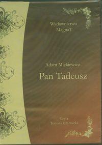 Pan Tadeusz - książka audio na CD (format MP3)