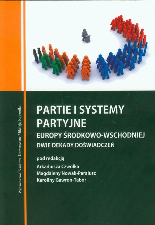 Partie i systemy partyjne Europy Środkowo-Wschodniej