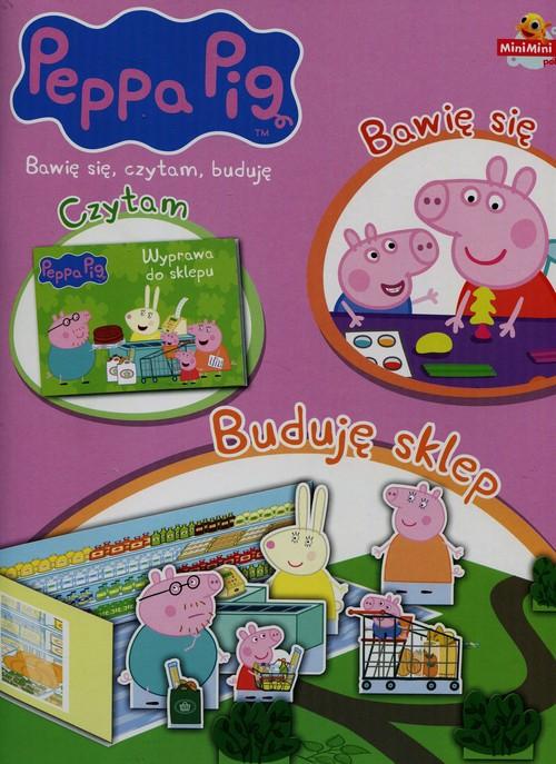Peppa Pig Bawię się czytam buduję nr 3