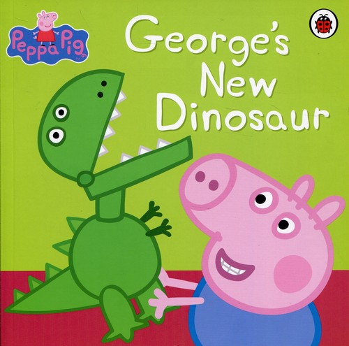 Peppa Pig George's New Dinosaur