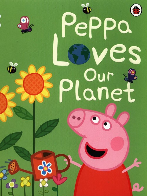 Peppa Pig Peppa Loves Our Planet -