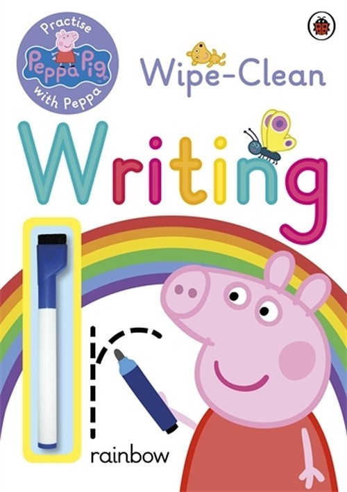 Peppa Pig: Practise with Peppa: Wipe-Clean Writing