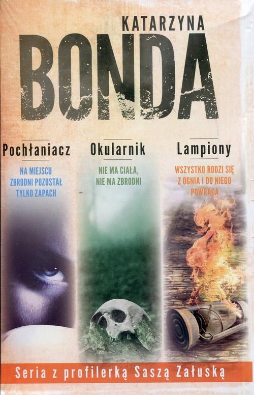Pochłaniacz / Okularnik / Lampiony - Bonda Katarzyna