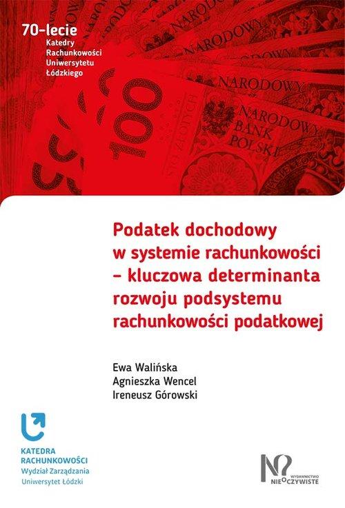 Podatek dochodowy w systemie rachunkowości
