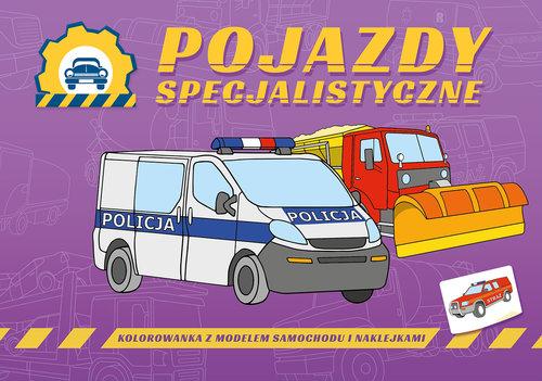 Pojazdy specjalistyczne